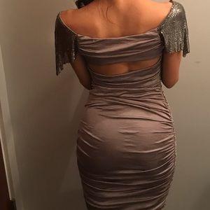 bebe Dresses - Bebe glam dress